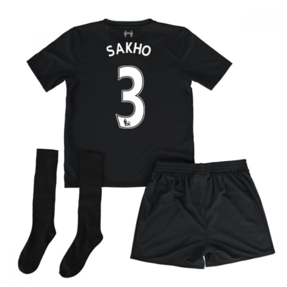 201617 Liverpool Away Mini Kit  (Sakho 3)