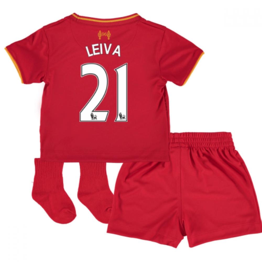 201617 Liverpool Home Baby Kit (Leiva 21)