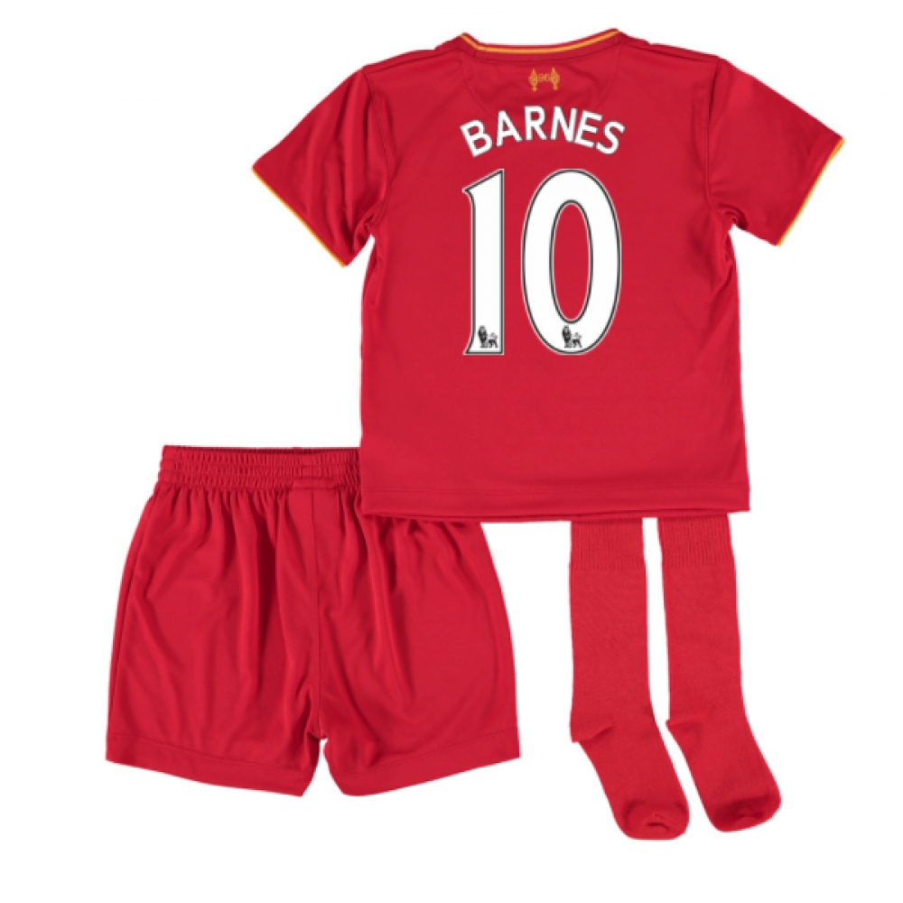 201617 Liverpool Home Mini Kit (Barnes 10)