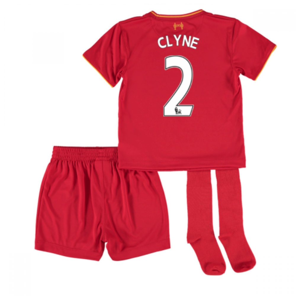 201617 Liverpool Home Mini Kit (Clyne 2)