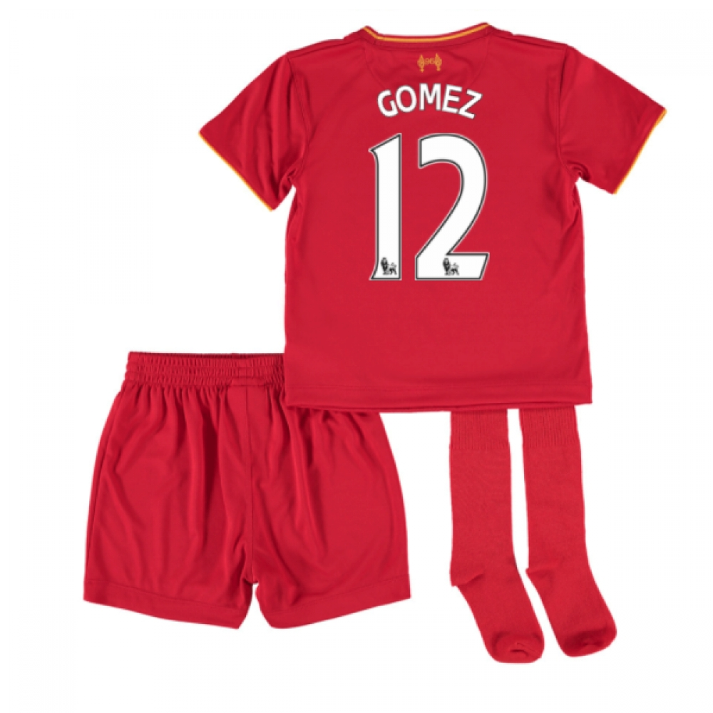 201617 Liverpool Home Mini Kit (Gomez 12)