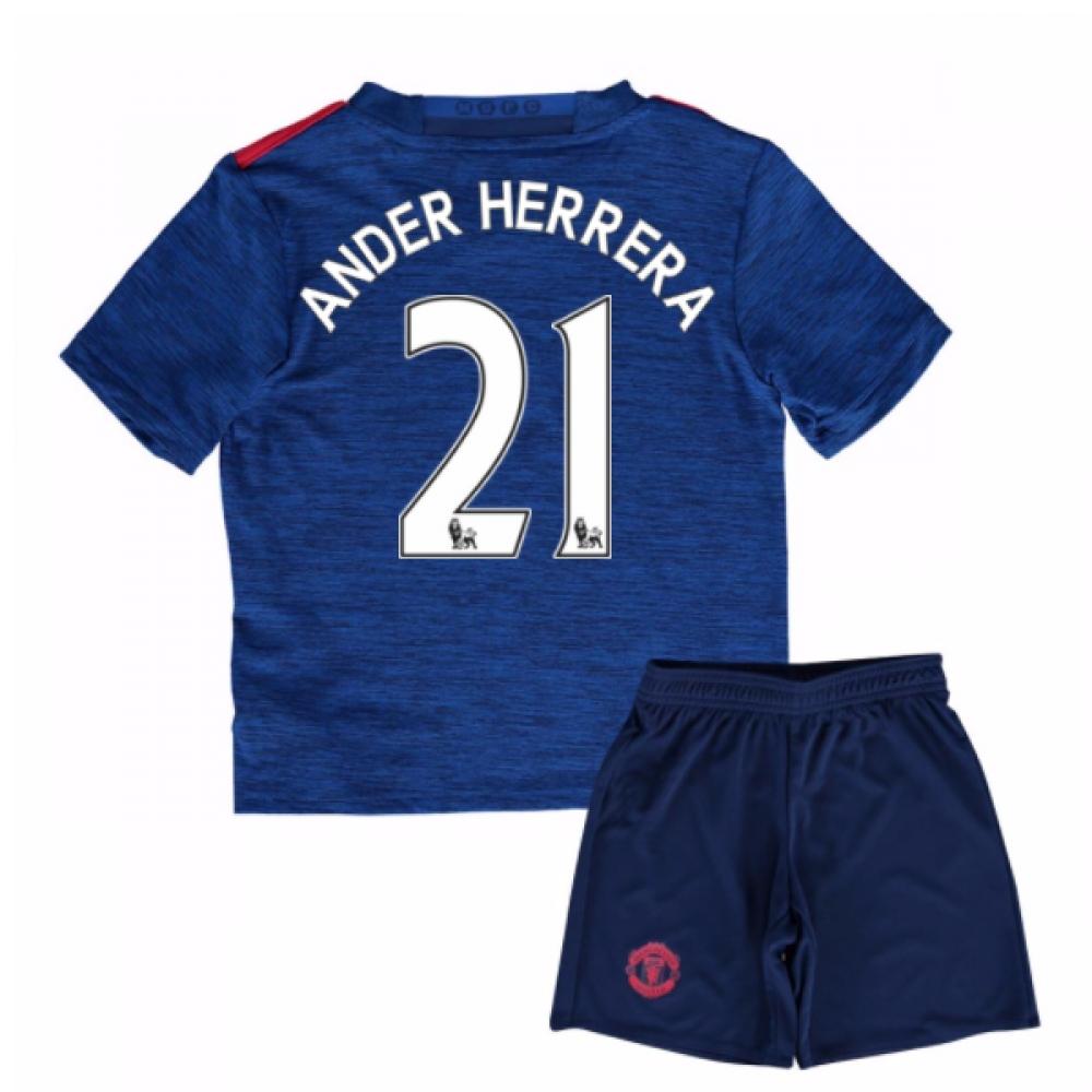 2016-17 Man United Away Baby Kit (Ander Herrera 21)