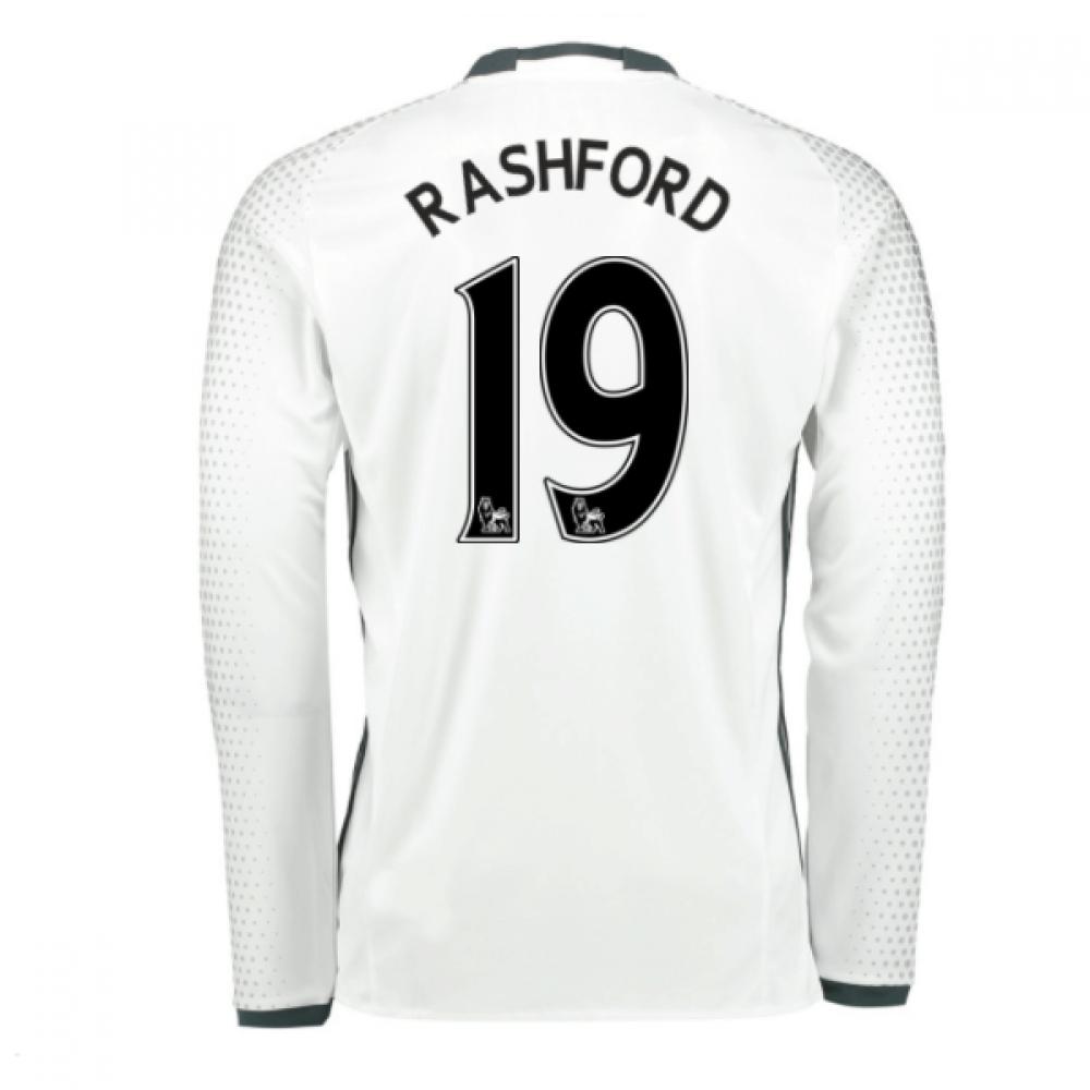 2016-17 Man United Third Shirt (Rashford 19)