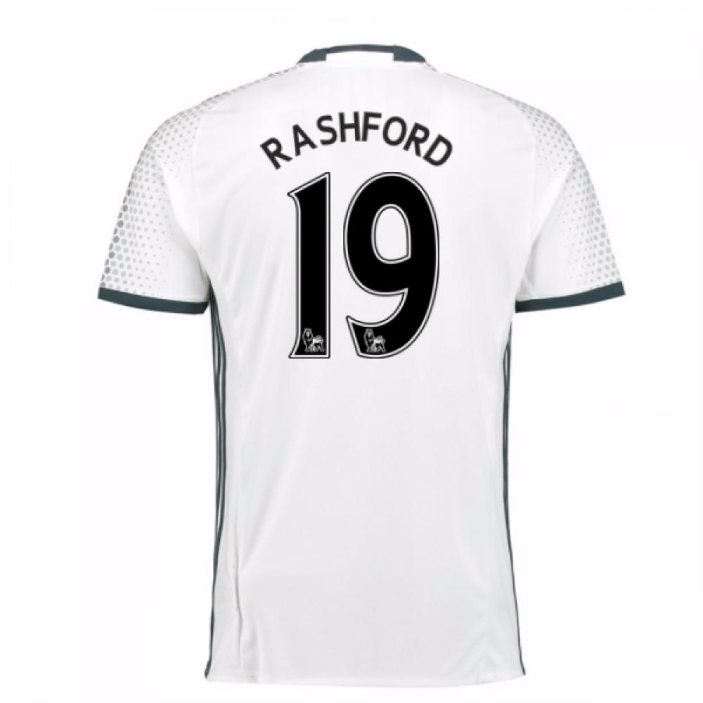 2016-17 Man Utd Third Shirt (Rashford 19)