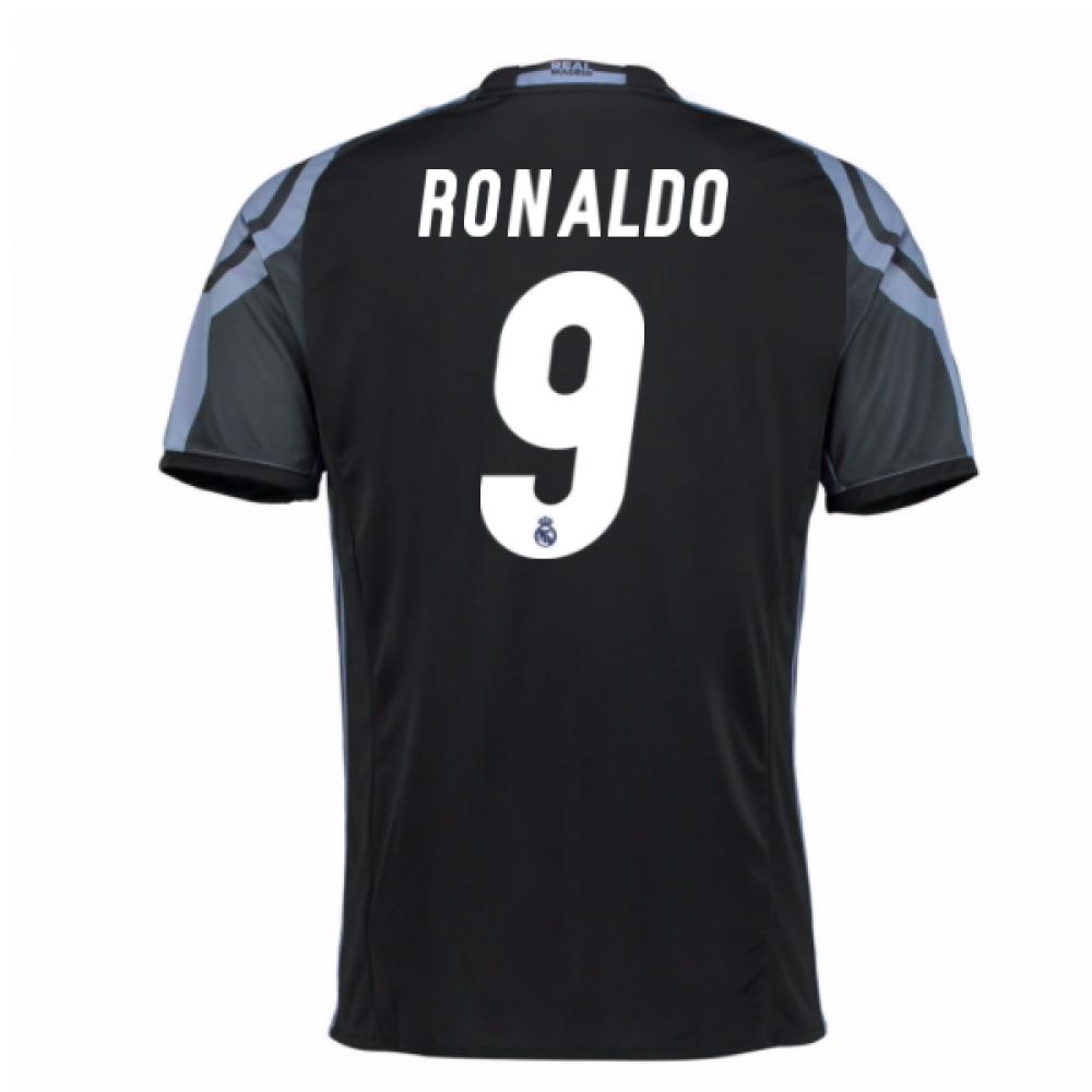 2016-17 Real Madrid 3rd Shirt (Ronaldo 9)