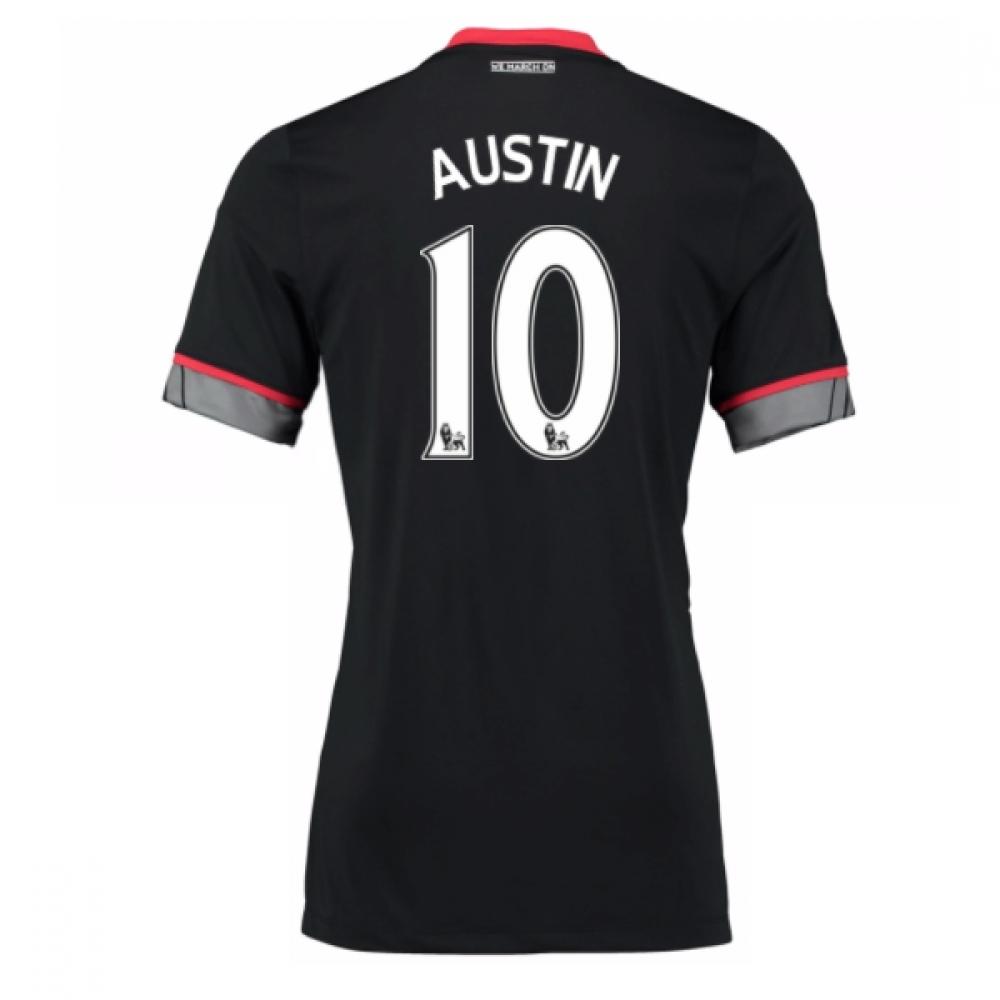 2016-17 Southampton Away Shirt (Austin 10)