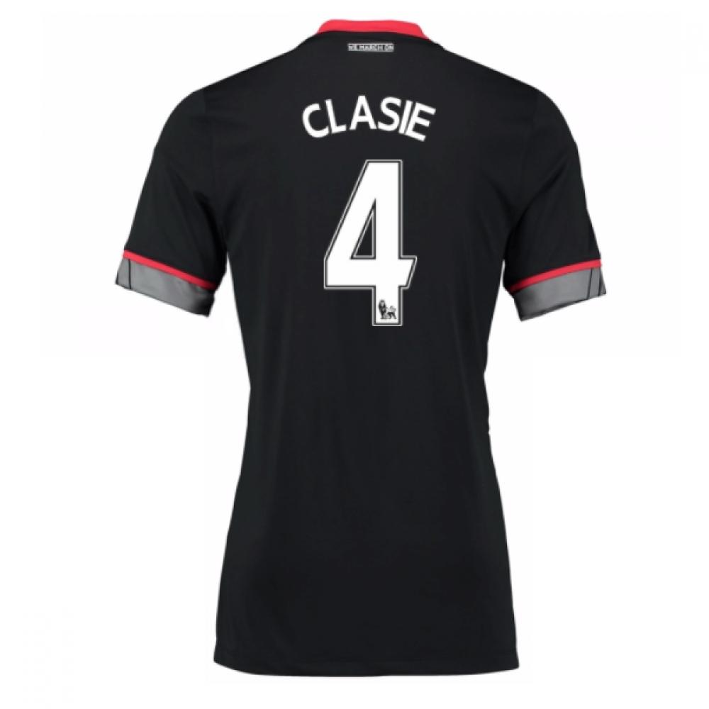 2016-17 Southampton Away Shirt (Clasie 4)