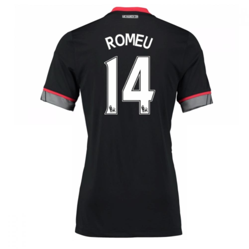 2016-17 Southampton Away Shirt (Romeu 14)