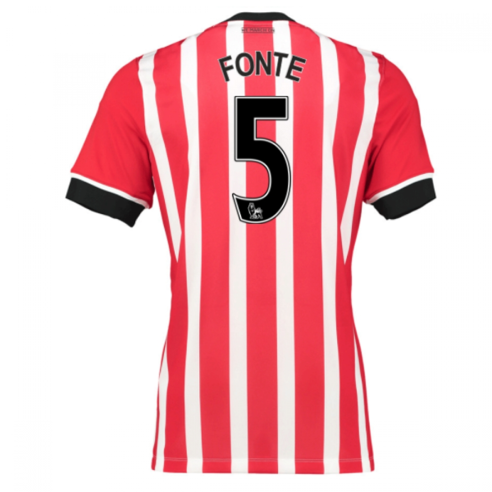 2016-17 Southampton Home Shirt (Fonte 5)
