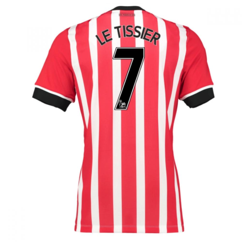 2016-17 Southampton Home Shirt (Le Tissier 7)