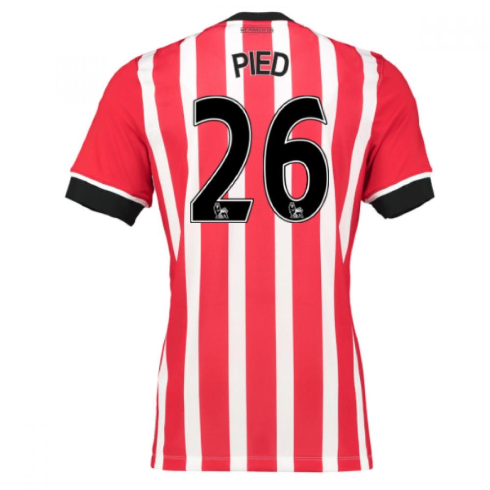 2016-17 Southampton Home Shirt (Pied 26)
