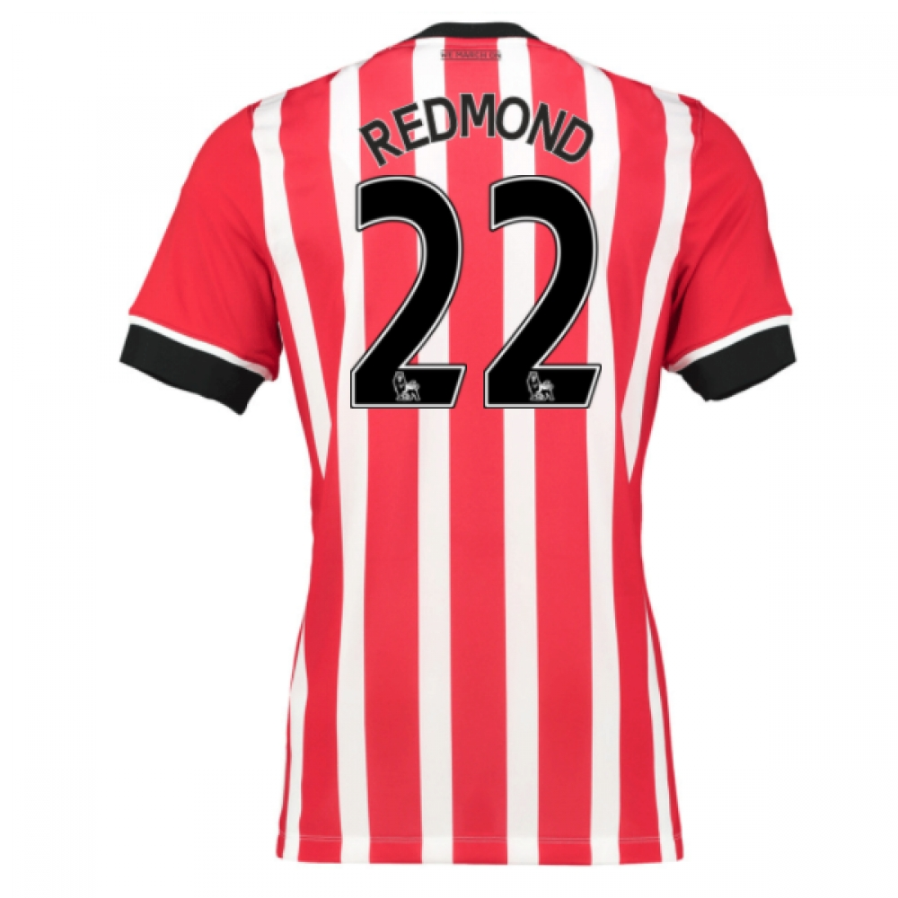 2016-17 Southampton Home Shirt (Redmond 22)