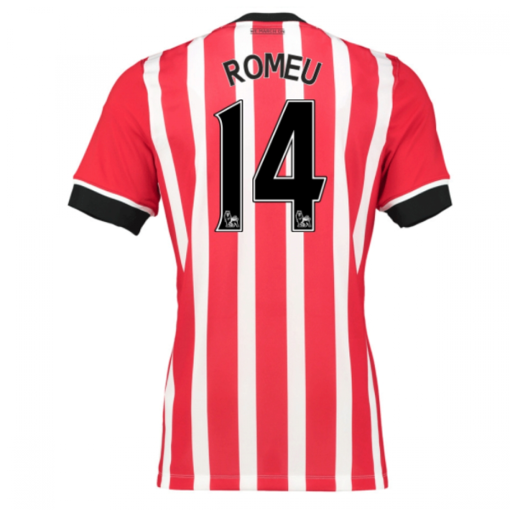 2016-17 Southampton Home Shirt (Romeu 14)