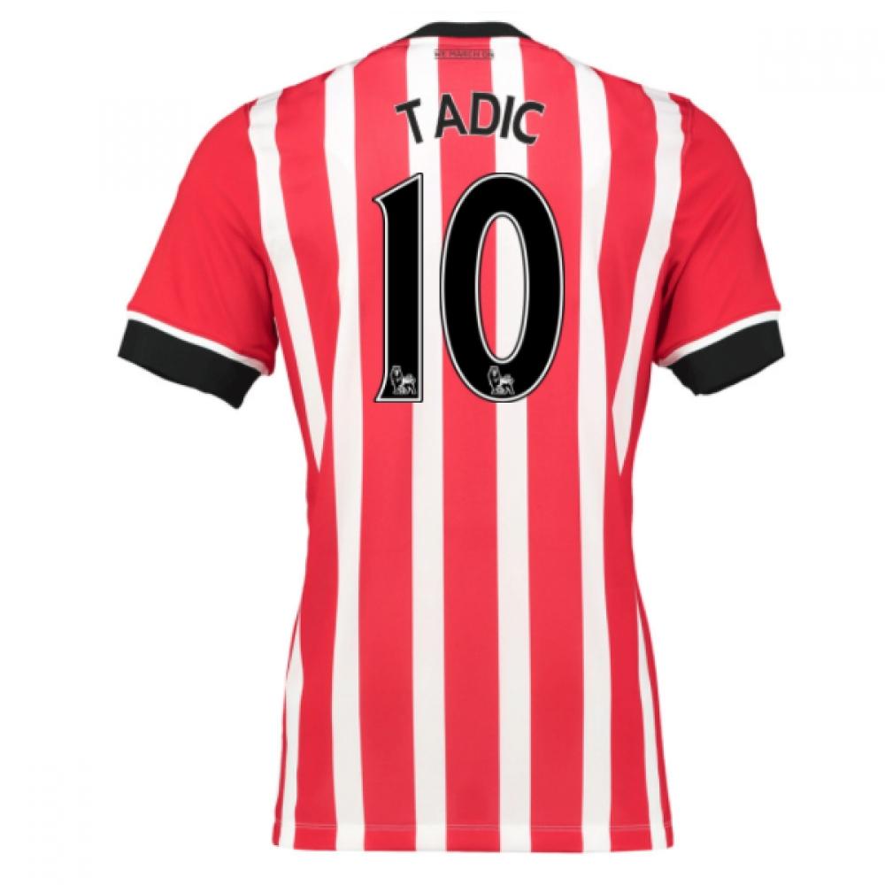 2016-17 Southampton Home Shirt (Tadic 10)