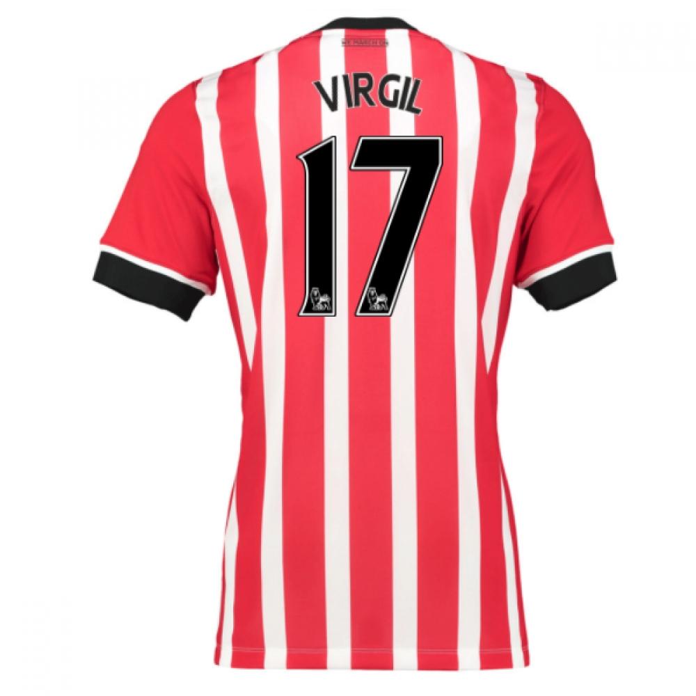 2016-17 Southampton Home Shirt (Virgil 17)