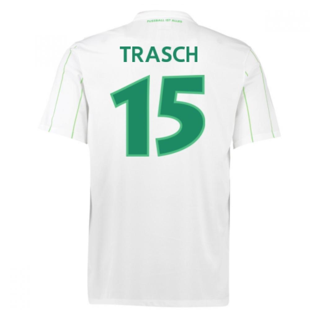2016-17 Vfl Wolfsburg Away Shirt (Trasch 15)