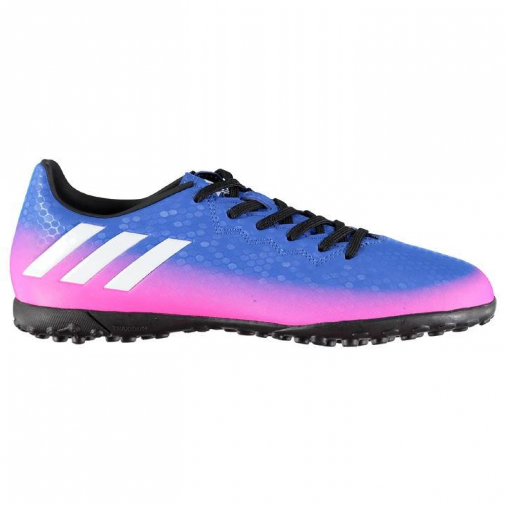 Adidas Messi 16.4 Mens Astro Turf Trainers (BluePink)