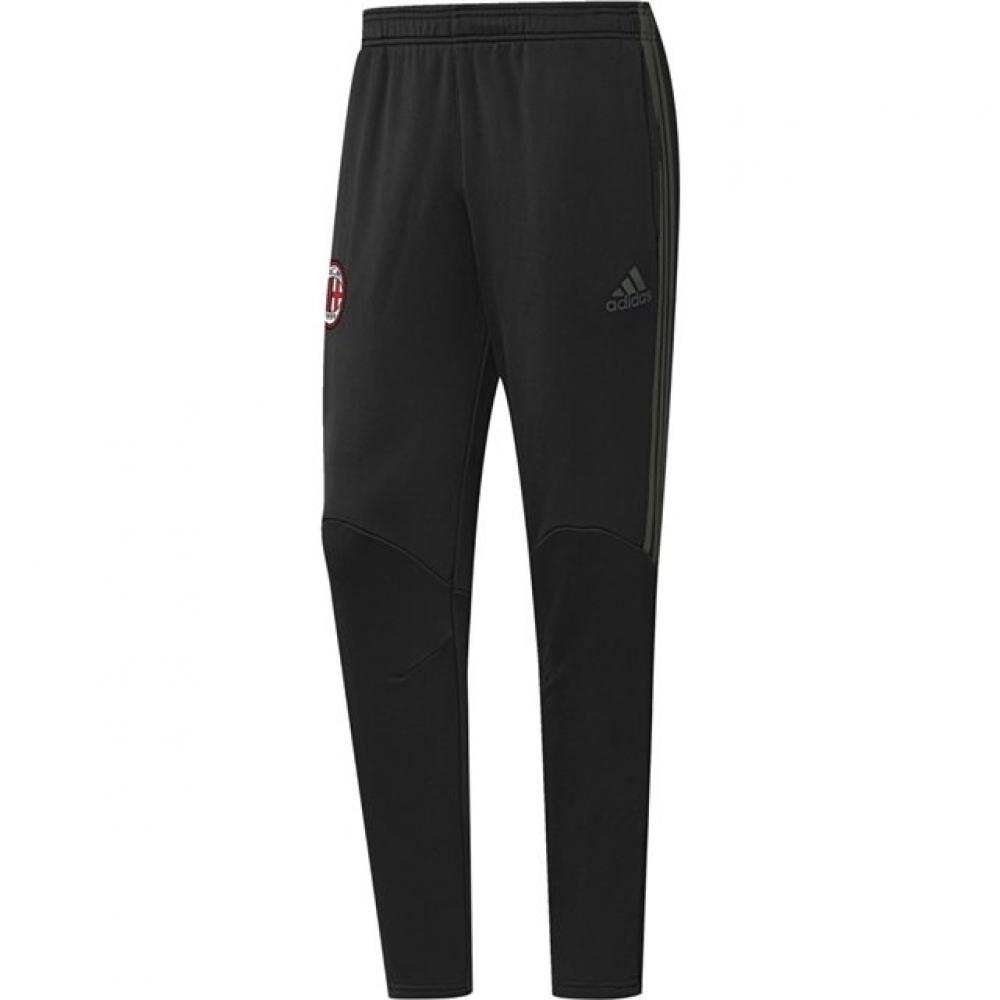 2016-2017 AC Milan Adidas Presentation Pants (Black)