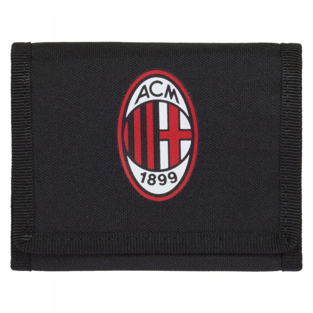 20162017 AC Milan Adidas Wallet (Black)