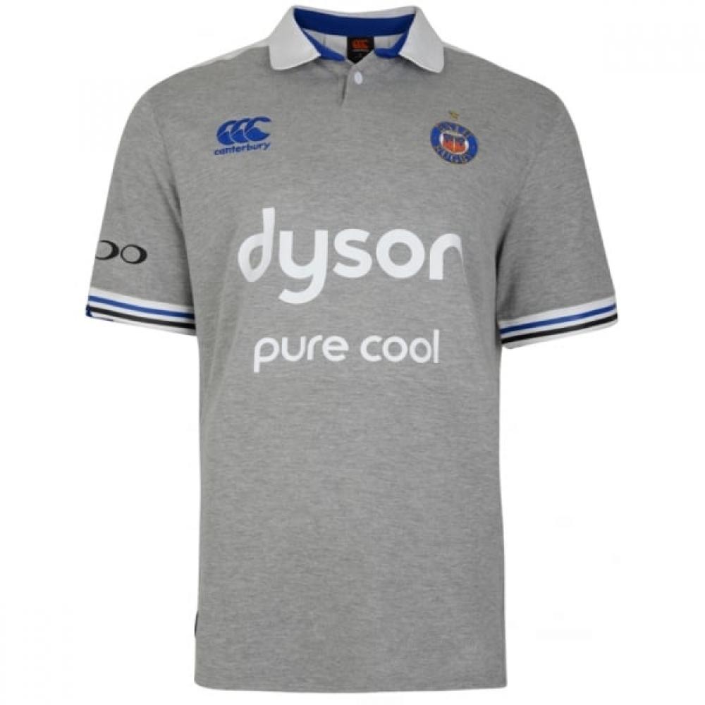 2016-2017 Bath Alternate Pro Vapodri Rugby Shirt