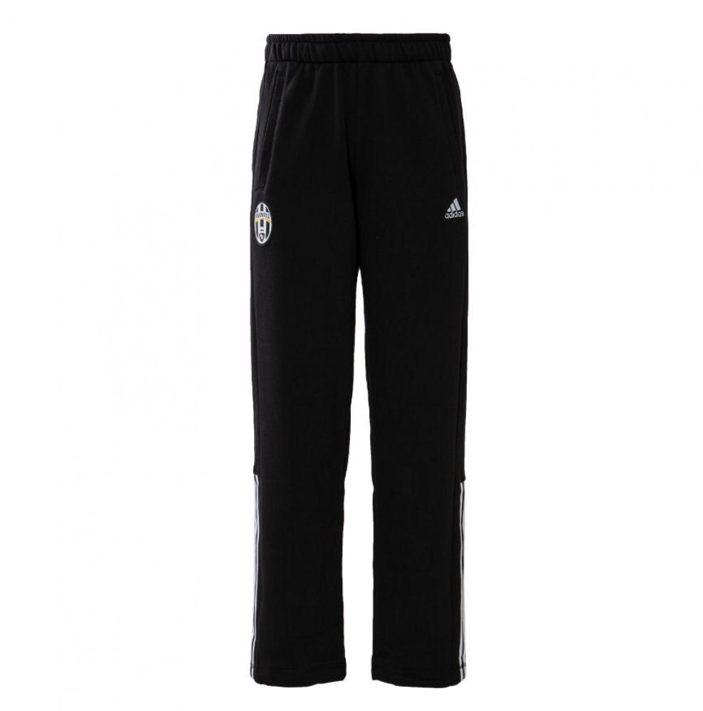 20162017 Juventus Adidas 3S Pants (Black)