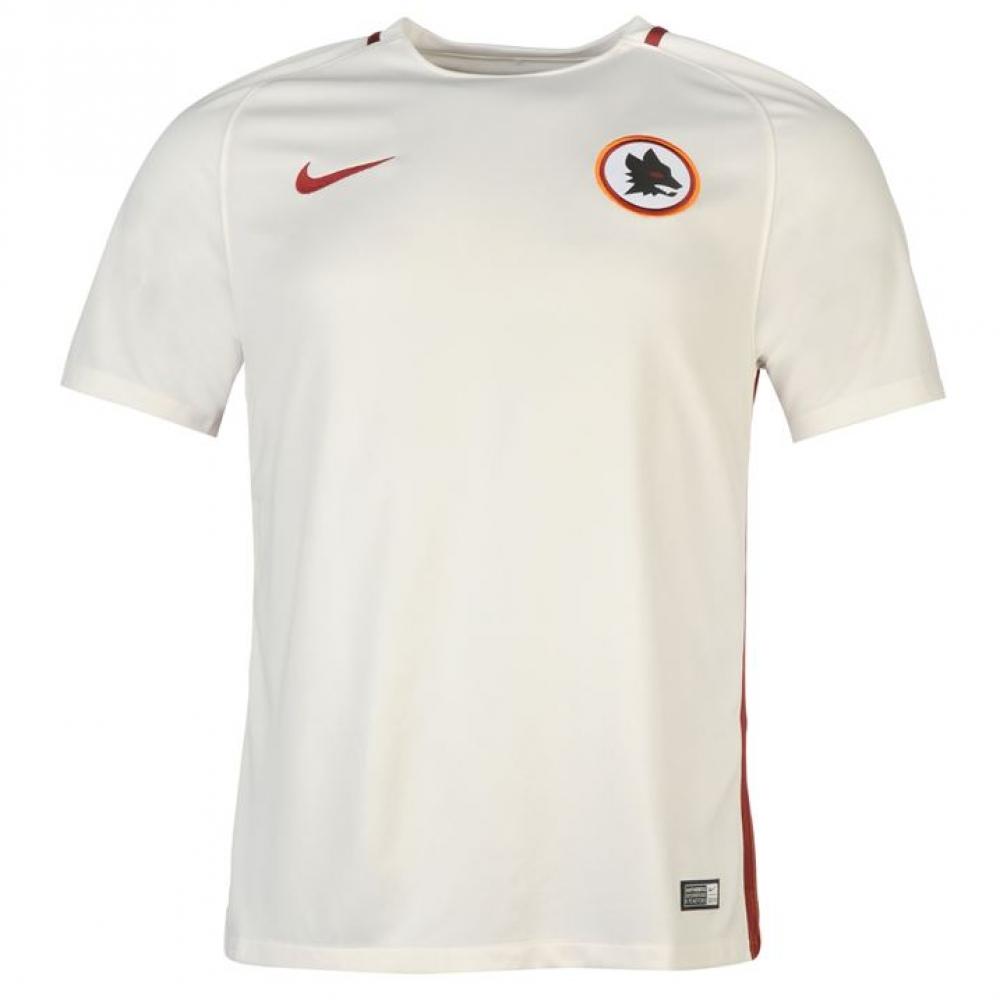 20162017 AS Roma Away Nike Football Shirt