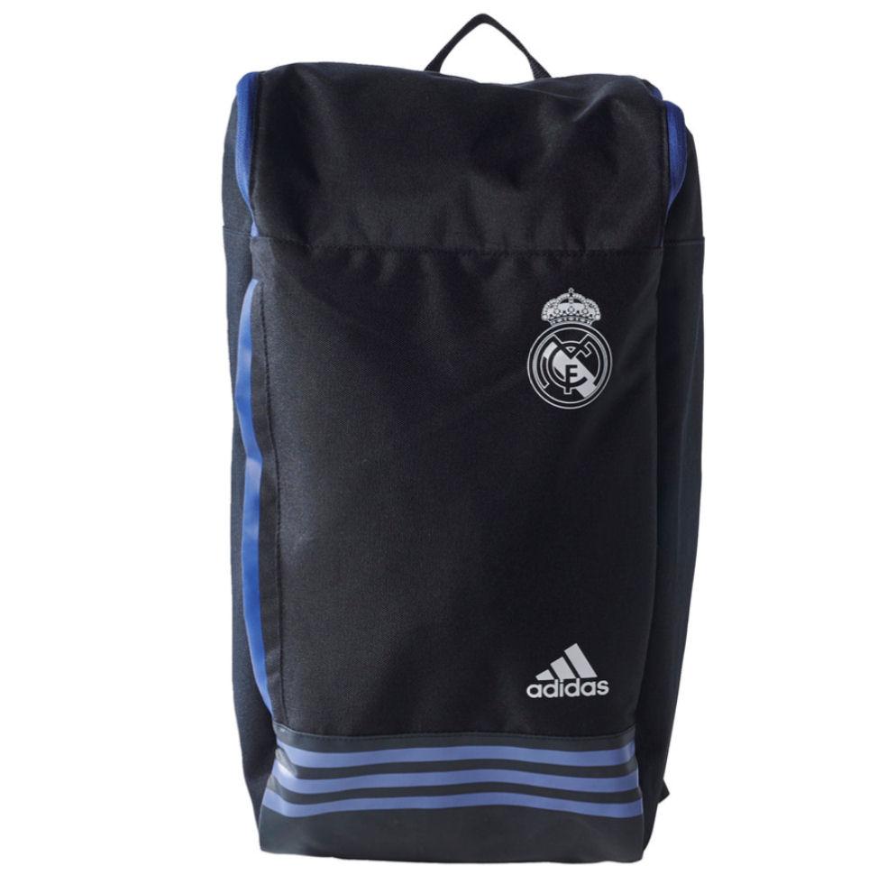 2016-2017 Real Madrid Adidas Backpack (Black)