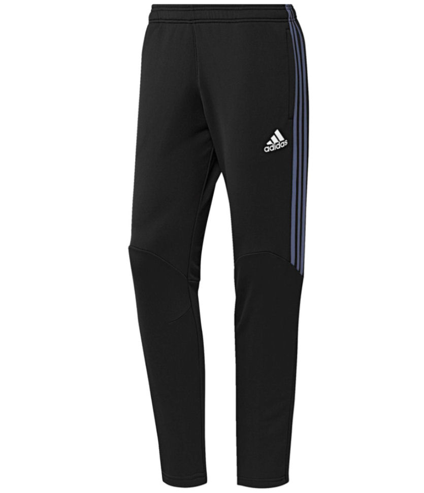 2016-2017 Real Madrid Adidas Presentation Pants (Black)