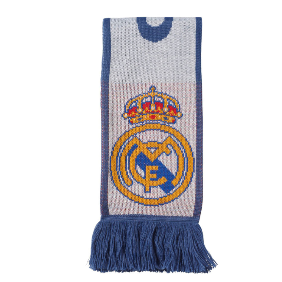 20162017 Real Madrid Adidas Scarf (White)