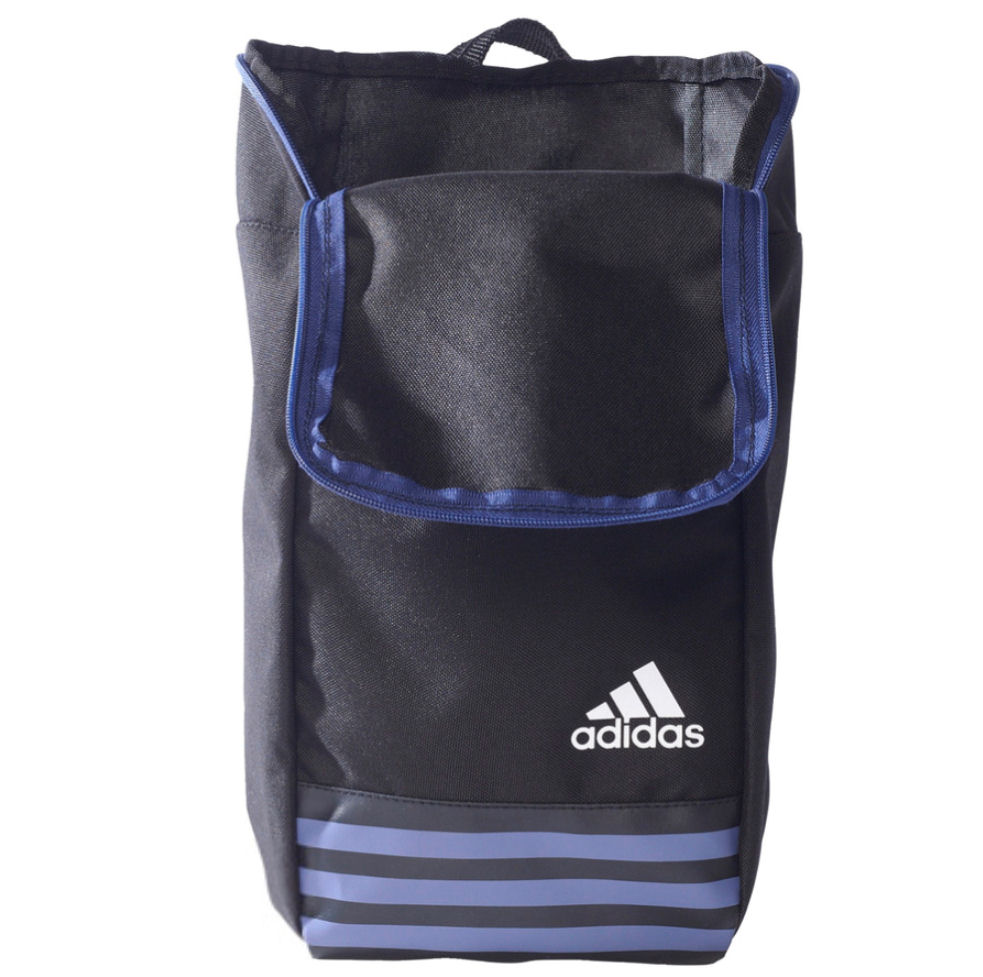 2016-2017 Real Madrid Adidas Shoe Bag (Black)