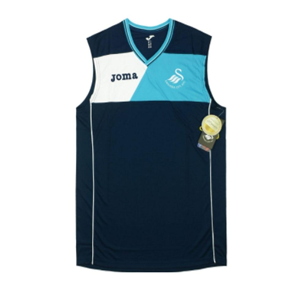 2016-17 Swansea Joma Training Vest Womens