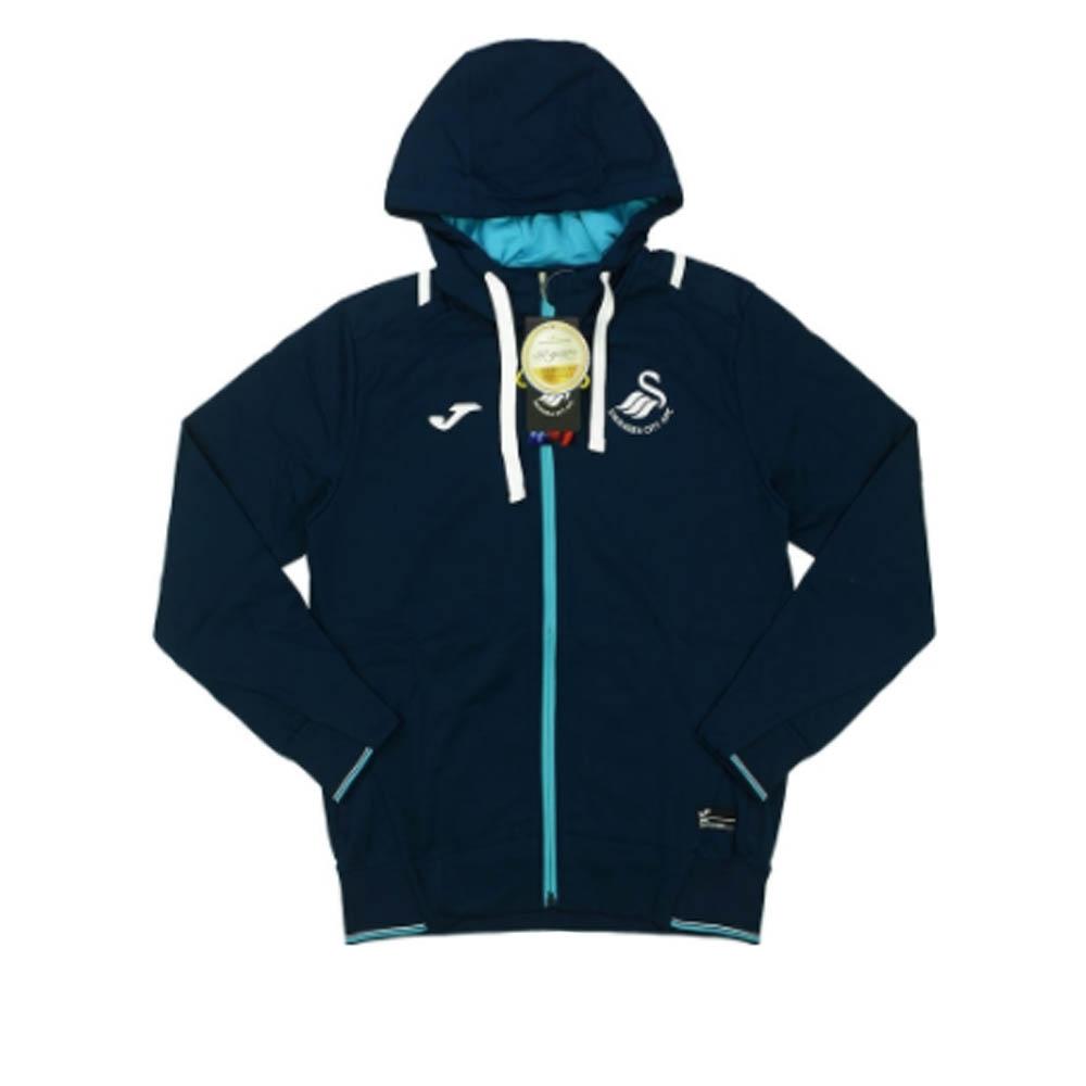 2016-17 Swansea Joma Hooded Travel Jacket Boys