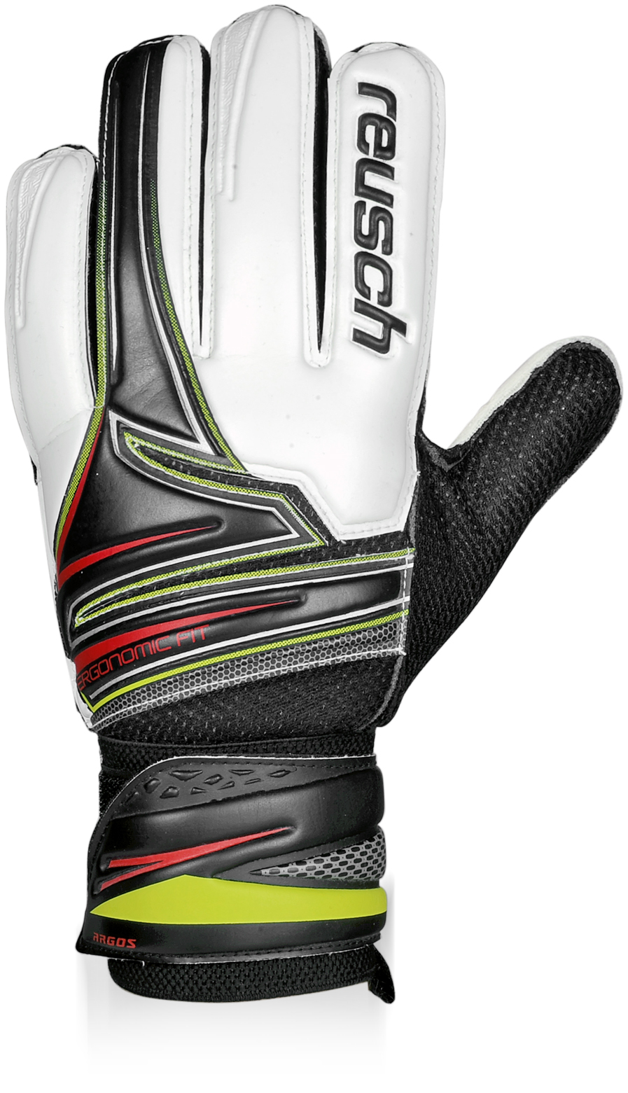 Reusch Argos Junior Goalkeeper Glove (black)