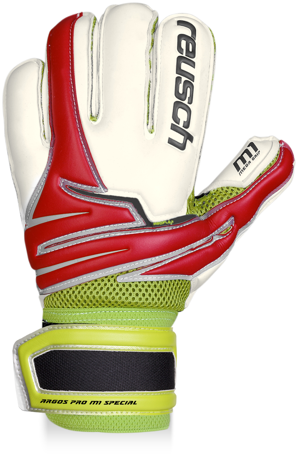 Reusch Argos Pro M1 Special Goalkeeper Gloves (red)