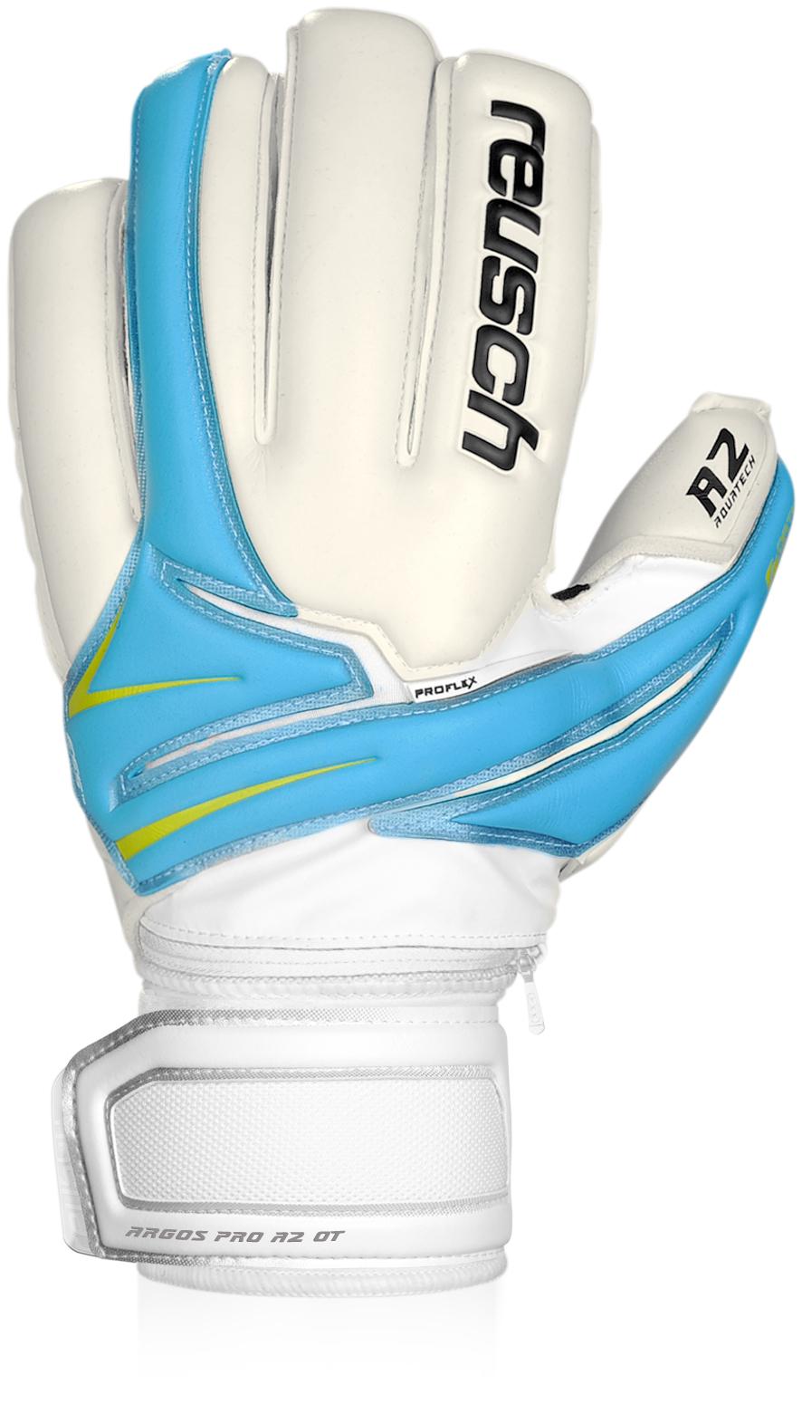 Reusch Argos Pro A2 Orthotec Goalkeeper Gloves (aqua)