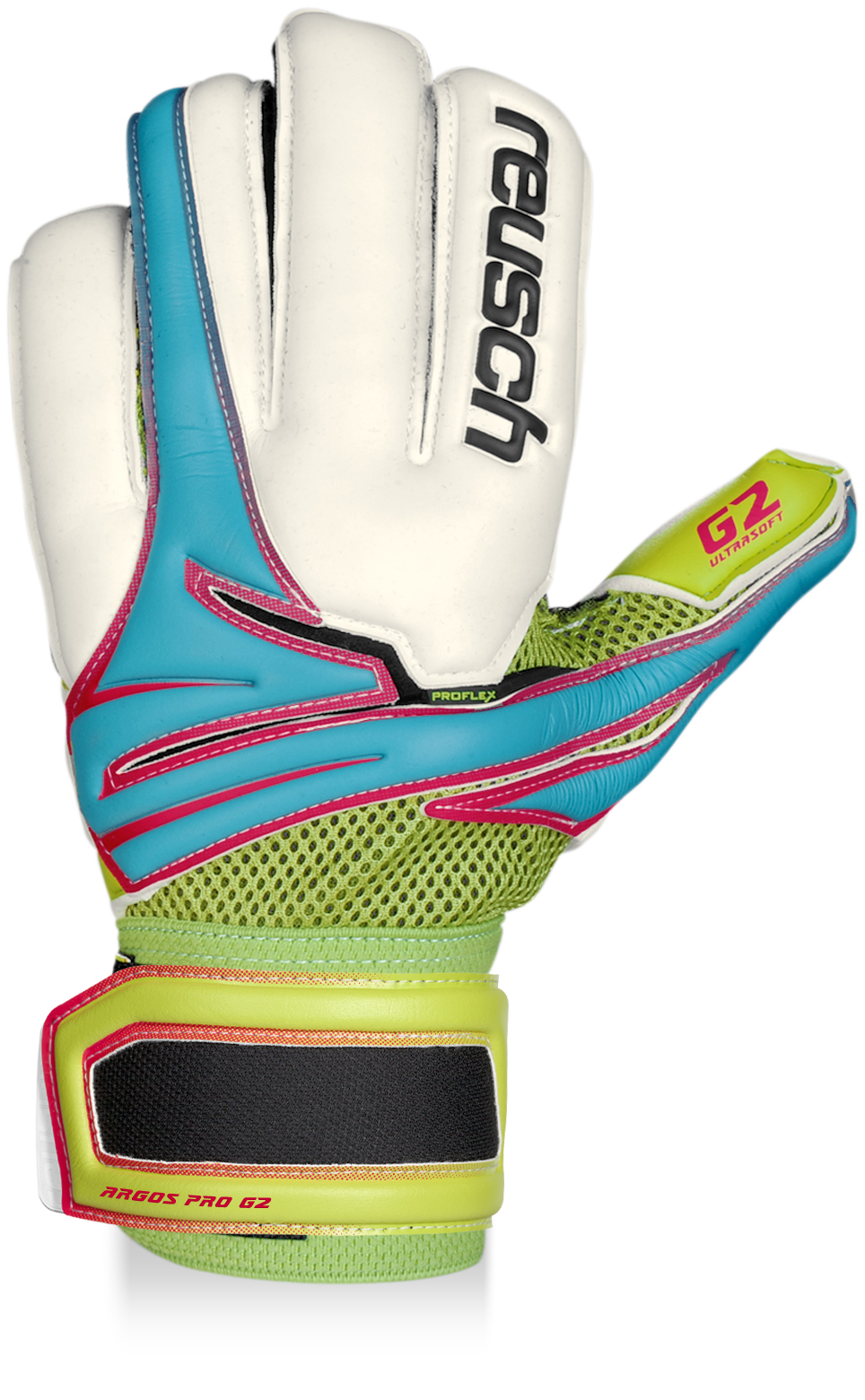 Reusch Argos Pro G2 Goalkeeper Gloves (blue)
