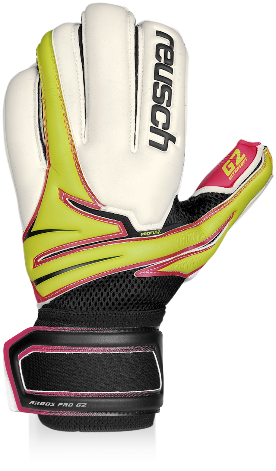Reusch Argos Pro G2 Goalkeeper Gloves (lime)