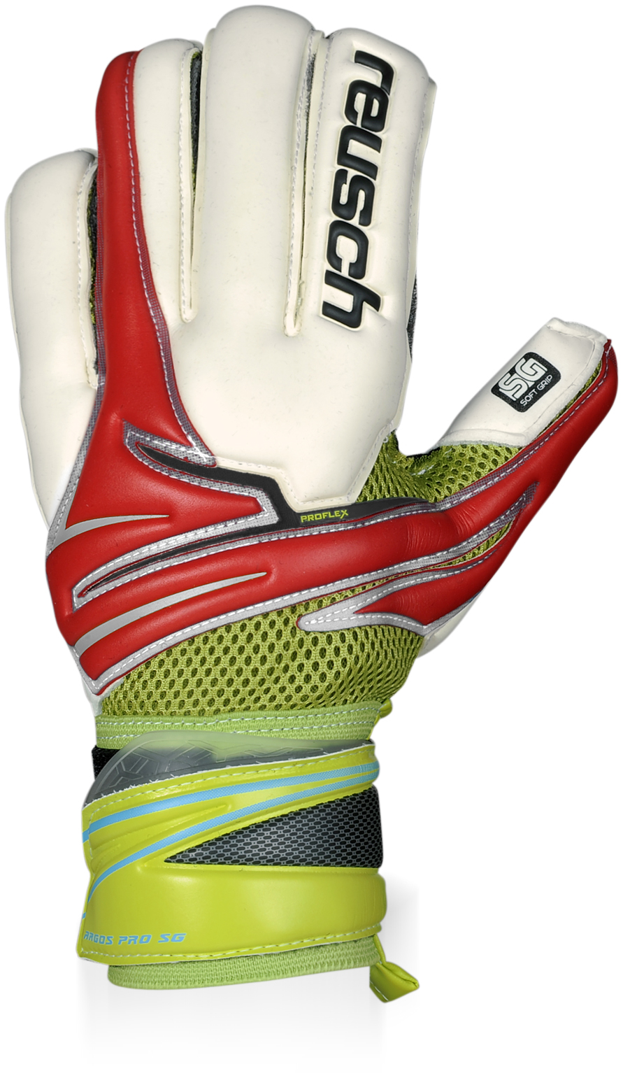 Reusch Argos Pro Sg Goalkeeper Gloves (red)
