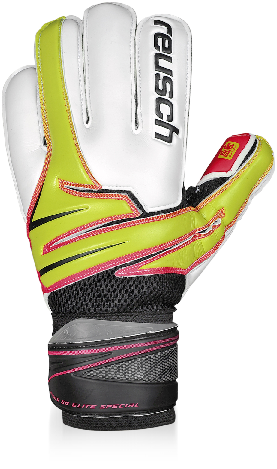 Reusch Argos Sg Elite Special Goalkeeper Gloves (lime)