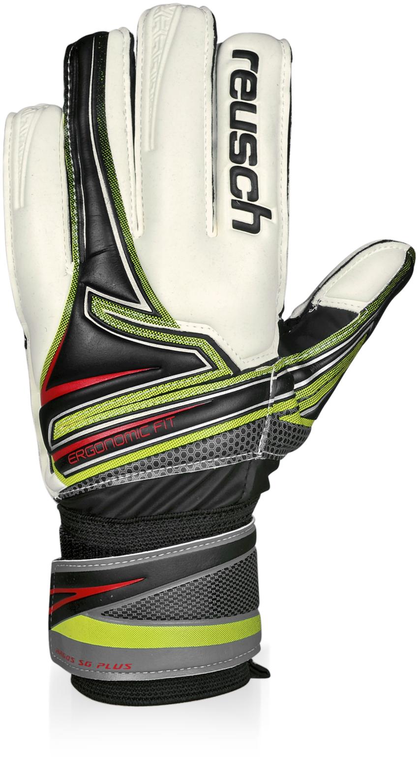 Reusch Argos Sg Plus Goalkeeper Gloves (black)
