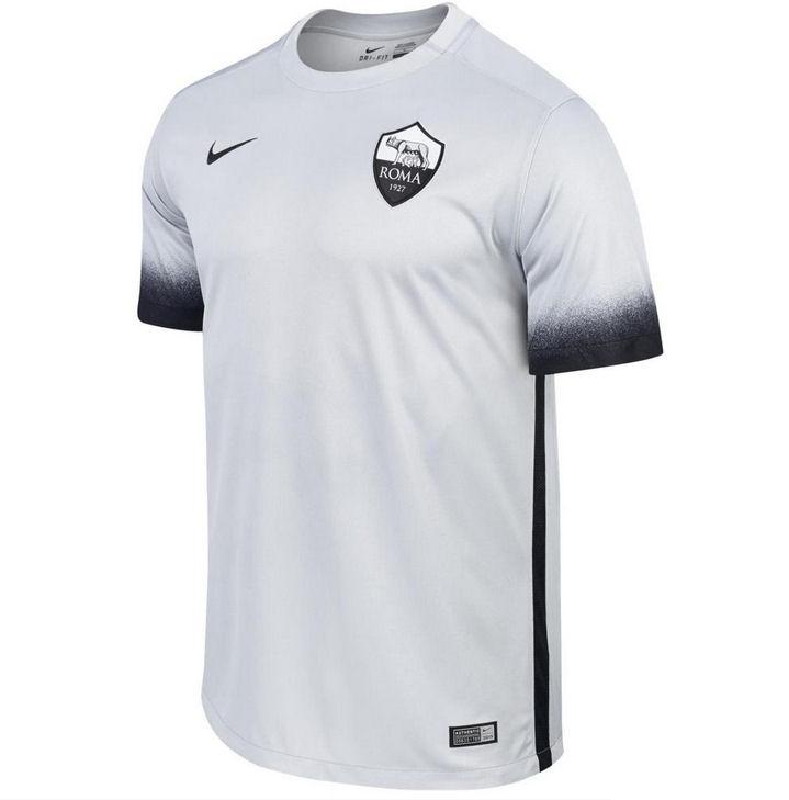 20152016 AS Roma Third Nike Football Shirt (Kids)