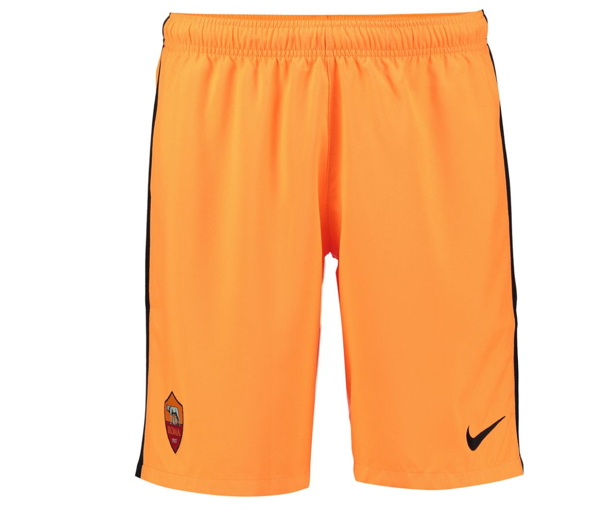2016-2017 AS Roma Third Nike Football Shorts (Kids)