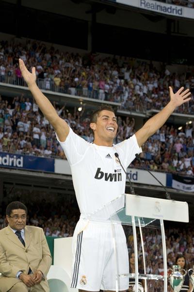 ronaldo cristiano madrid. Cristiano Ronaldo