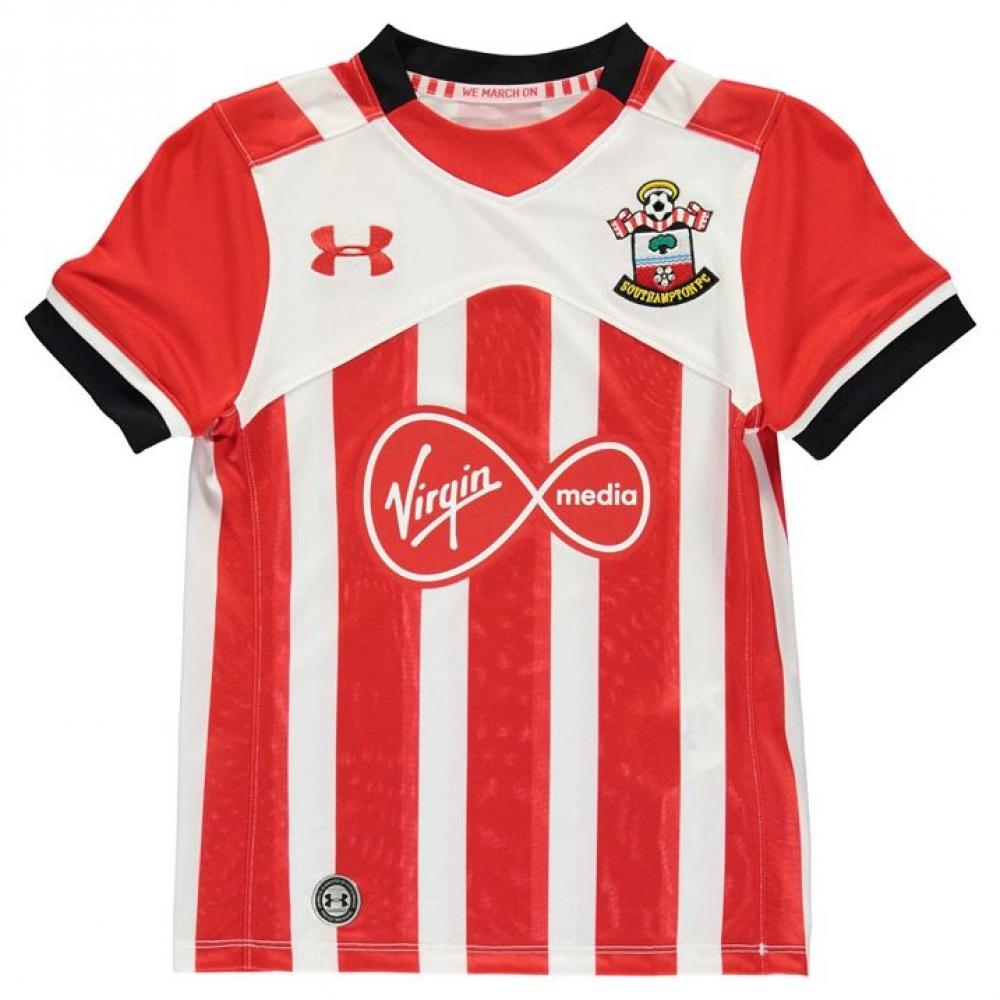 2016-2017 Southampton Home Football Shirt (Kids)