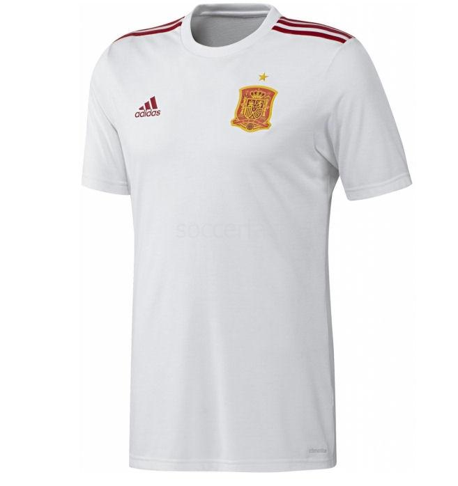 2016-2017 Spain Away Adidas Fan Shirt