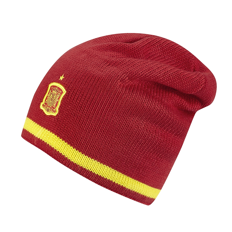 20162017 Spain Adidas Beanie Hat (Red)