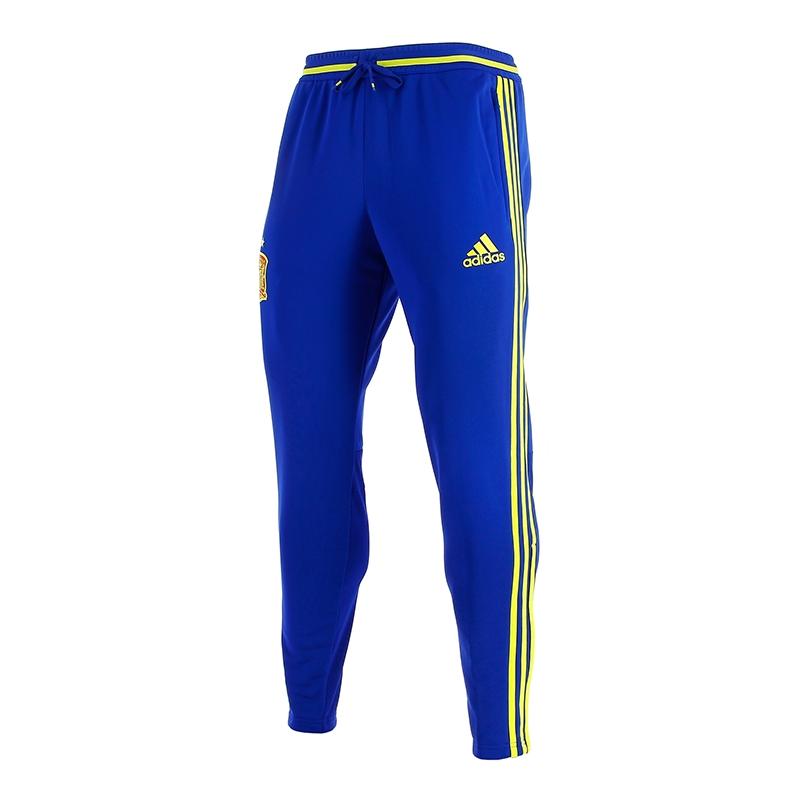 20162017 Spain Adidas Training Pants (Blue)