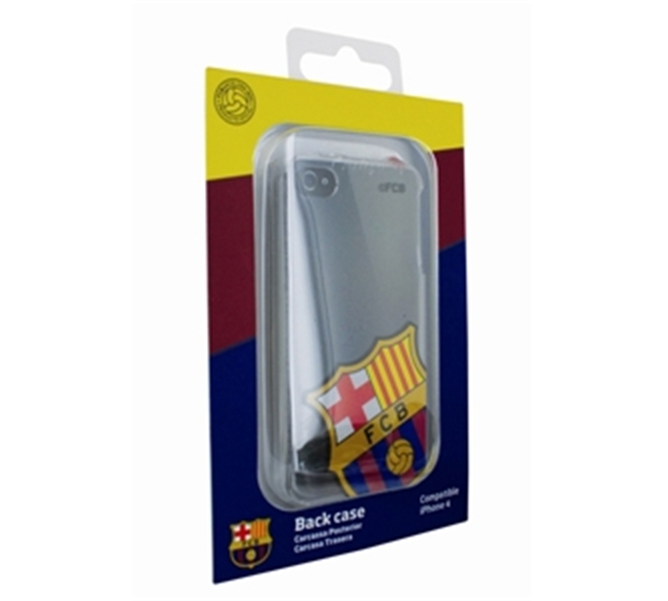 Barcelona Crystal Back Case Shield Brci002e