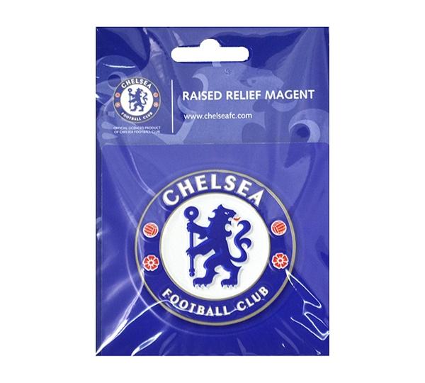 Chelsea 3d Crest Magnet