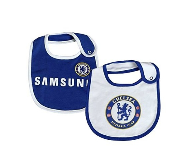Chelsea 2pk Baby Bib
